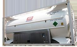 T75 ISO tank rental